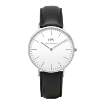 Daniel Wellington Watch - Classic Bristol Men - Silver