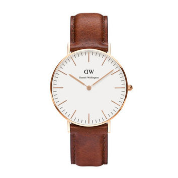Daniel Wellington Watch - Classic St Andrews Lady - Rose Gold