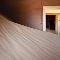 Storing Sand by Ben McRae | Mammoth & Co.