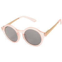 Round ICU Sunglasses