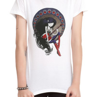 Adventure Time Marceline Nouveau Girls T-Shirt