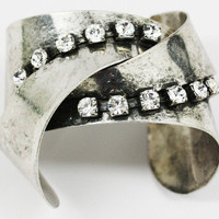 "30% off use promo code ""wanelo"" at checkout. Twisted Sister Bracelet"