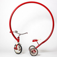 Fancy - Sergio Garcia Tricycle