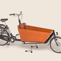 Cargo Bike Long - Bakfiets