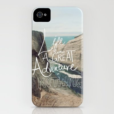 Great Adventure iPhone Case by Leah Flores | Society6