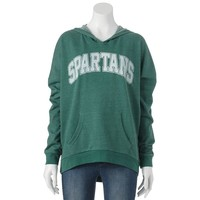 Michigan State Spartans Pullover Hoodie - Juniors