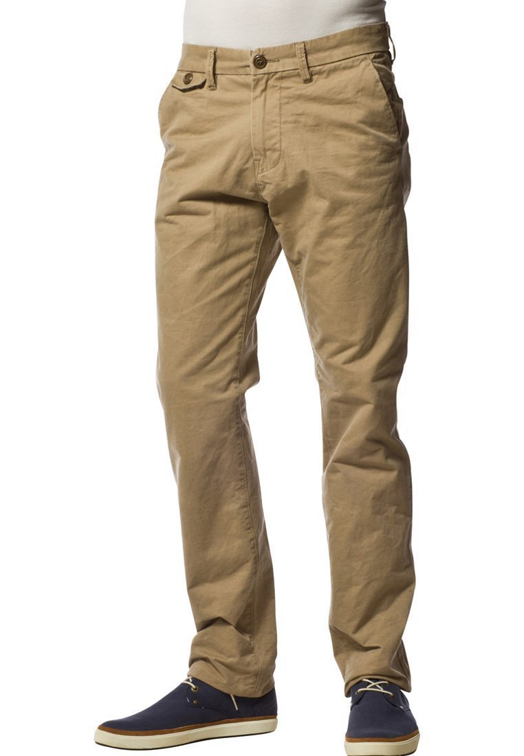 Selected Homme ROME - Chino - camel