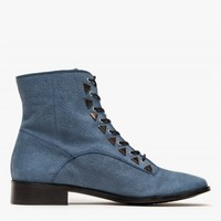 New Kid Dreamcore Boot in Navy