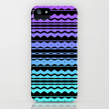 Mix #584 iPhone & iPod Case by Ornaart