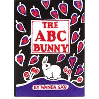 OLYMPIA LE-TAN | The ABC Bunny Embroidered Clutch | Browns fashion & designer clothes & clothing