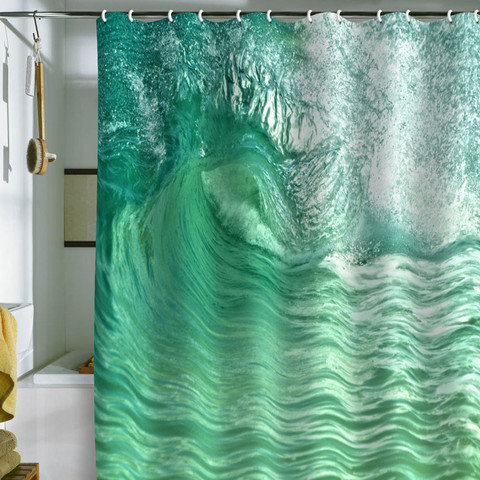 DENY Designs Home Accessories | Lisa Argyropoulos Within The Eye Shower Curtain