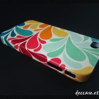 iPhone 4 case -Colors by DecCase