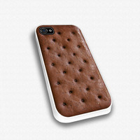 Ice Cream Sandwich iPhone case for iphone 4 and by iCaseSeraSera