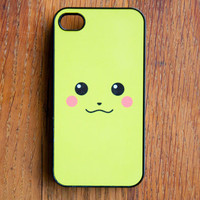 Pikachu iPhone 4 Case New iPhone 4 &amp; iPhone 4s by afterimages