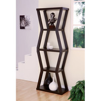 "Hokku Designs Peltsy 65"" Bookcase"