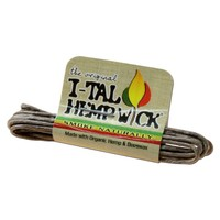 I-Tal Hemp Wick Lighter Sleeve - Small