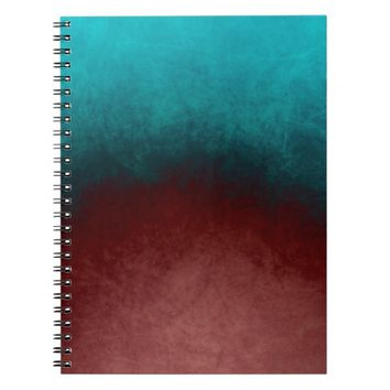 texture colors notebook
