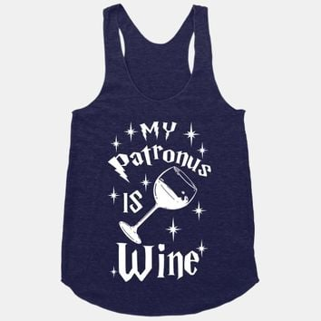 My Patronus Is Wine