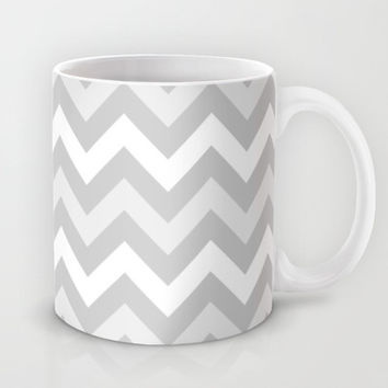 chevron #9 Mug by Ornaart
