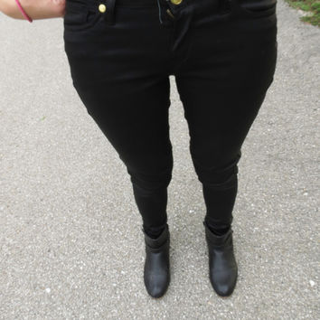 Skinny Jeans, Jeans, Black Skinny Jeans, Stretch Jeans   Nothing Too Wear