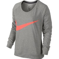 Nike Women's Epic Obsessed GRX Crew Long Sleeve Shirt