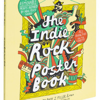 The Indie Rock Poster Book | Mod Retro Vintage Books | ModCloth.com