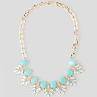 ICELAND JEWELED NECKLACE