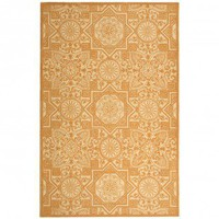 Martha Stewart Rugs Petit Point Camel Contemporary Rug - MSR2311A - Wool Rugs - Area Rugs by Material - Area Rugs