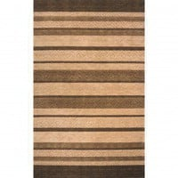 Momeni Gramercy 05 Brown Rug - 039425103829 - Wool Rugs - Area Rugs by Material - Area Rugs