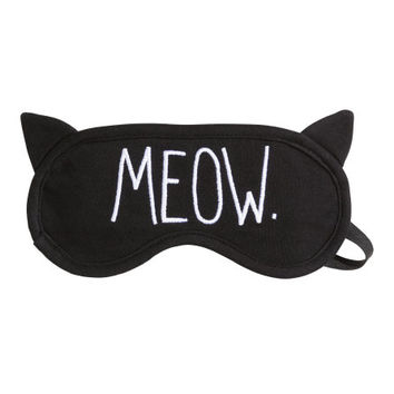 Sleep Mask - from H&M