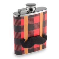 LUMBERJACK - HIP FLASK