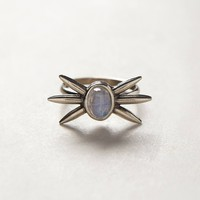 Moonstone Spur Ring