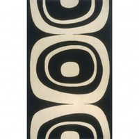 Momeni Elements 20 Black Rug - EL-20Black - Wool Rugs - Area Rugs by Material - Area Rugs