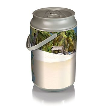 SheilaShrubs.com: Mega Can Cooler - Beach Scene Can 686-00-814-000-0 by Picnic Time : Coolers