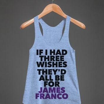 Wish For James Franco