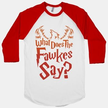 What Does The Fawkes Say