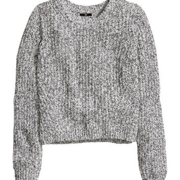 Rib-knit Top  from H M
