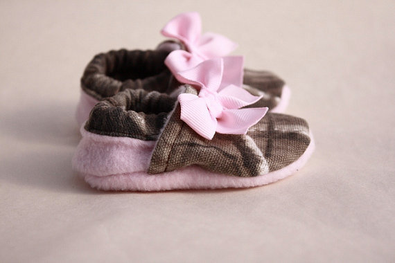 baby shoes realtree camo infant from haddygrace on etsy