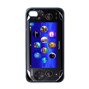 Apple iPhone Case - Sony PlayStation Vita Portable - iPhone 4 Case | Merchanstore - Accessories on ArtFire