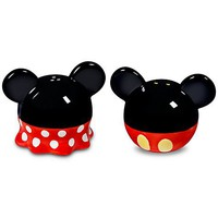 ''Best of Mickey'' Minnie and Mickey Mouse Salt and Pepper Shaker Set -- 2-Pc. | Kitchen Essentials | Disney Store