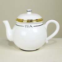 Manor Fine Wares: Deruta Teapot