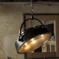 Manor Fine Wares: Industrial Pendant