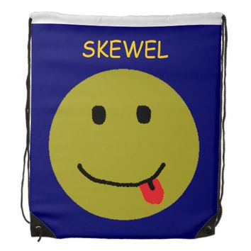 Funny Smiley Backpack
