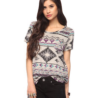 Tribal Knit Top