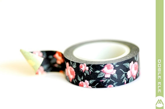 Washi Tape - Rose