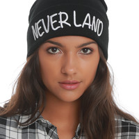 Disney Peter Pan Neverland Beanie