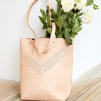 Cold Picnic X UO Perforated Leather Tote Bag - Urban Outfitters