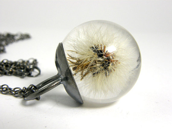 Dandylion Pendant Small