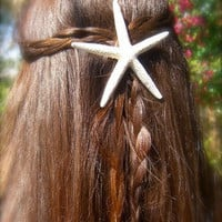 Starfish Hair Barrette Starfish Hair Clip-Skinny Starfish