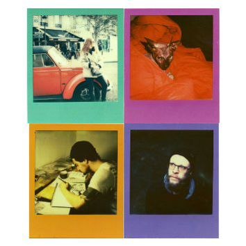 Impossible PRD3107 Color Film for Polaroid Sx-70 Cameras